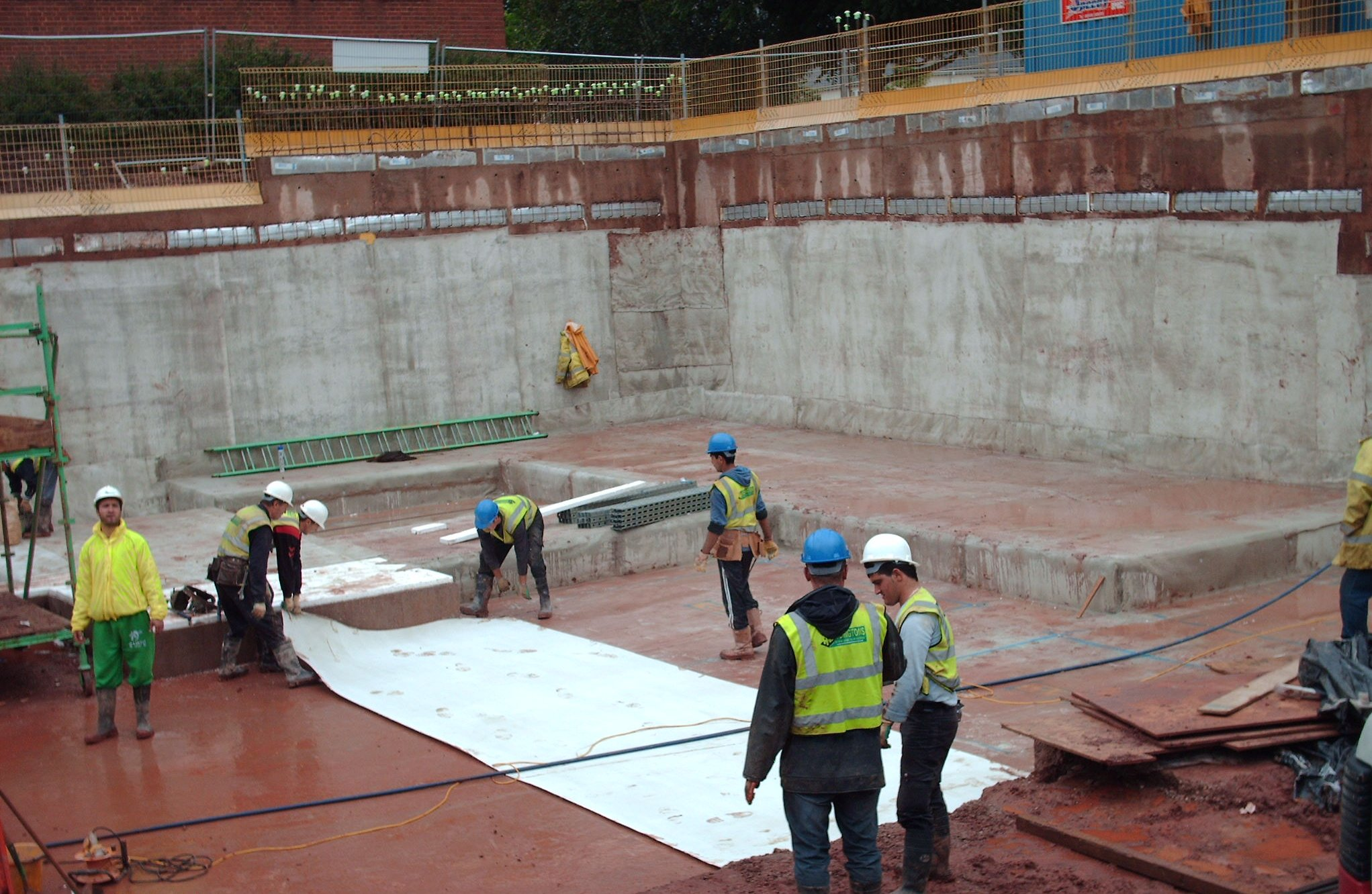 FOSROC Waterproofing Product Systems | Lainton Services